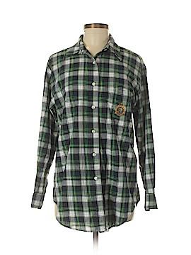 Lauren by Ralph Lauren Long Sleeve Button-Down Shirt Size 6