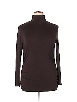 New York & Company Long Sleeve Turtleneck Size XL