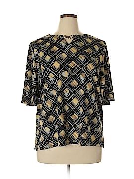 BonWorth 3/4 Sleeve Top Size L (Petite)