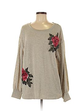 Pleione Pullover Sweater Size XL