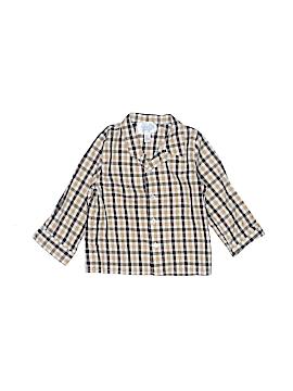 Baby CZ by Carolina Zapf Long Sleeve Button-Down Shirt Size 12-18 mo