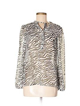 Seven7 Long Sleeve Blouse Size S