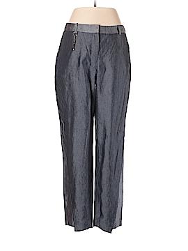 Ted Baker London Linen Pants Size 6 (2)