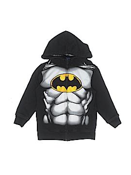 Batman Zip Up Hoodie Size 5