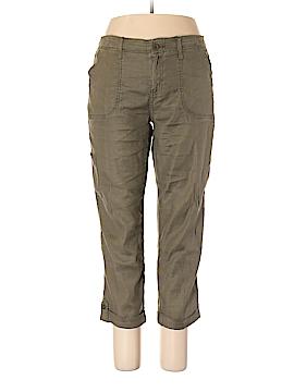 Liverpool Jeans Company Linen Pants Size 14 (Petite)