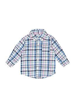Carter's Short Sleeve Button-Down Shirt Size 6 mo