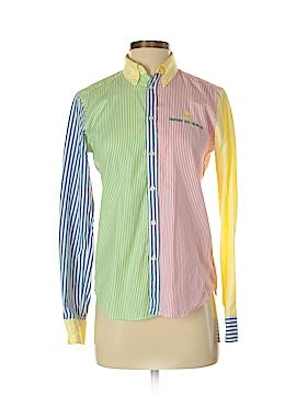 Ralph Lauren Rugby Long Sleeve Button-Down Shirt Size 2