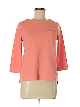 Ellen Tracy 3/4 Sleeve Top Size S
