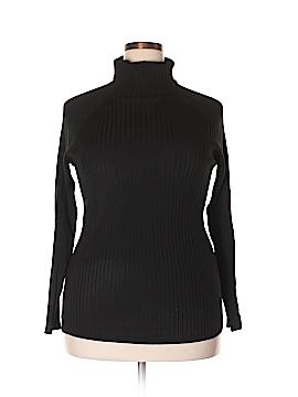 INC International Concepts Turtleneck Sweater Size 1X (Plus)