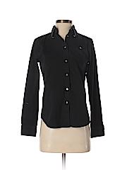 Lauren by Ralph Lauren Women Long Sleeve Button-Down Shirt Size XS