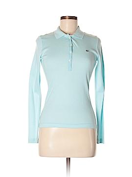 Lacoste Long Sleeve Polo Size 38 (EU)