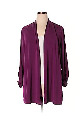 Susan Graver Cardigan Size XL