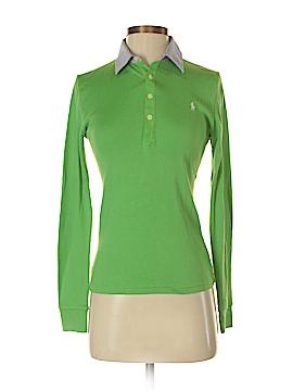 Ralph Lauren Sport Long Sleeve Polo Size S