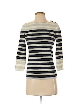 Nautica 3/4 Sleeve T-Shirt Size S