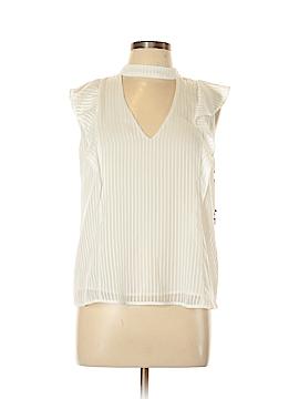 Astr Short Sleeve Blouse Size L