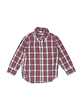 Baby Gap Long Sleeve Button-Down Shirt Size 3