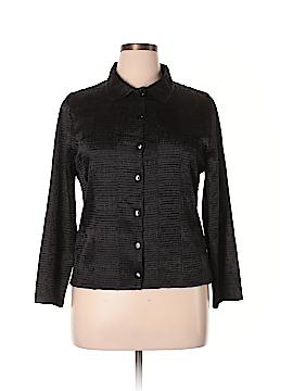 Zashi Long Sleeve Blouse Size XL