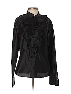 St. John Silk Cardigan Size 2