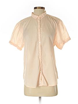 Gap Short Sleeve Button-Down Shirt Size XS