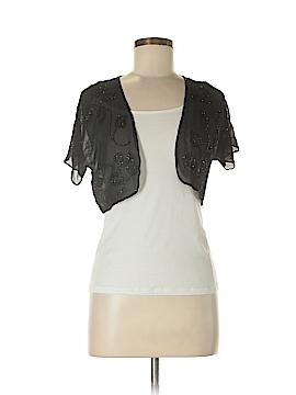 Jones New York Silk Cardigan Size 6 (Petite)