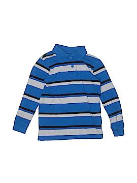 Wrangler Jeans Co Long Sleeve Polo Size 6