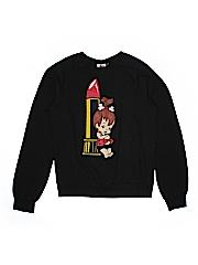 Booger Kids Girls Sweatshirt Size S (Youth)