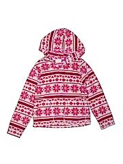 Crazy 8 Girls Fleece Jacket Size 7