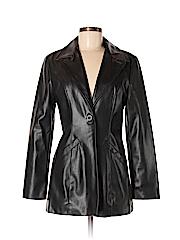 BB Dakota Women Faux Leather Jacket Size M