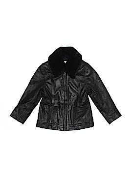 Cherokee Leather Jacket Size X-Small (Kids)