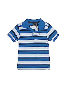 Nautica Short Sleeve Polo Size 4