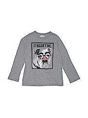 OshKosh B'gosh Boys Long Sleeve T-Shirt Size 6