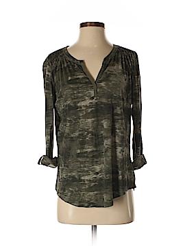 CALVIN KLEIN JEANS 3/4 Sleeve T-Shirt Size S
