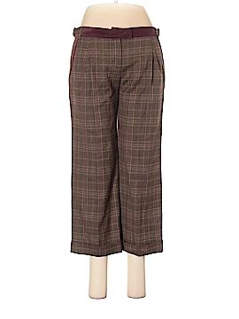D&G Dolce & Gabbana Wool Pants 26 Waist