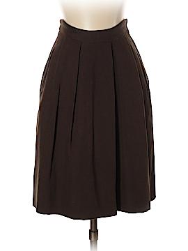 Giorgio Armani Silk Skirt Size 38 (IT)