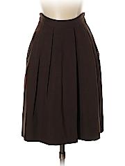 Giorgio Armani Women Silk Skirt Size 38 (IT)