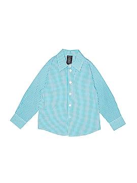 Nautica Long Sleeve Button-Down Shirt Size 6