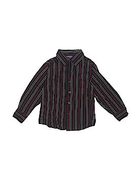 Arrow Long Sleeve Button-Down Shirt Size 5