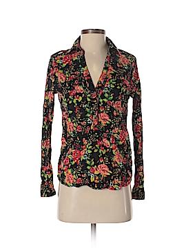 Vero Moda Long Sleeve Button-Down Shirt Size XS