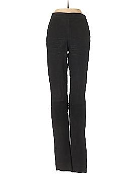 Donna Karan New York Leather Pants Size 2