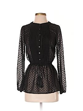 ModCloth Long Sleeve Blouse Size XXS