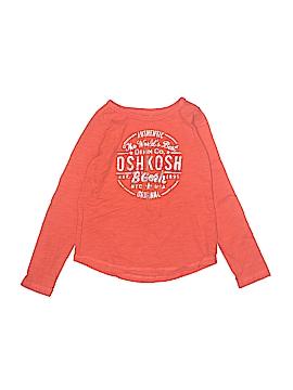 OshKosh B'gosh Long Sleeve T-Shirt Size 8