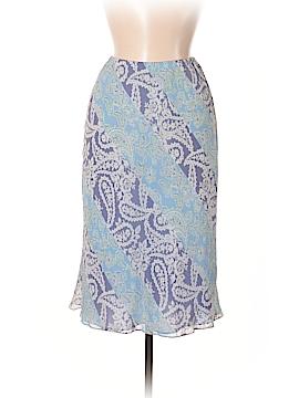 David Warren Silk Skirt Size 6