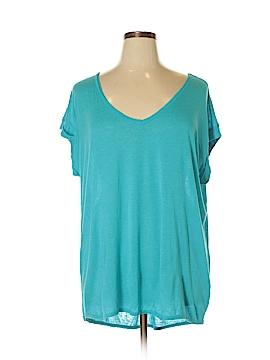 Tahari Short Sleeve T-Shirt Size XL