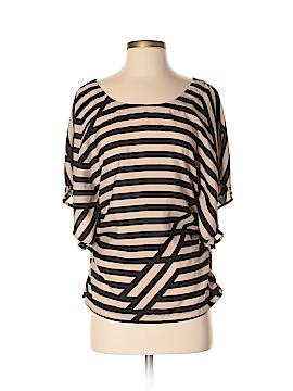 Adiva Short Sleeve Blouse Size S