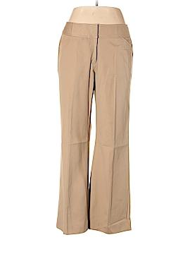 Dana Buchman Khakis Size 12