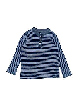 Mini Boden Long Sleeve Henley Size 6