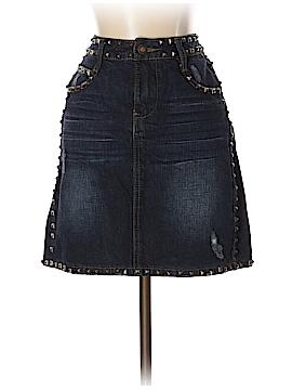 STETSON Denim Skirt Size 2