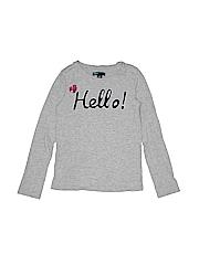 Gap Kids Girls Long Sleeve T-Shirt Size M (Youth)