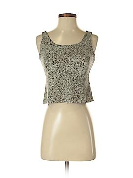 Lafayette 148 New York Sleeveless Silk Top Size XS