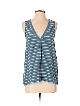 Josie Sleeveless Silk Top Size XS